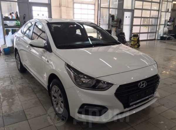 Hyundai Solaris, 2019 год, 795 000 руб.