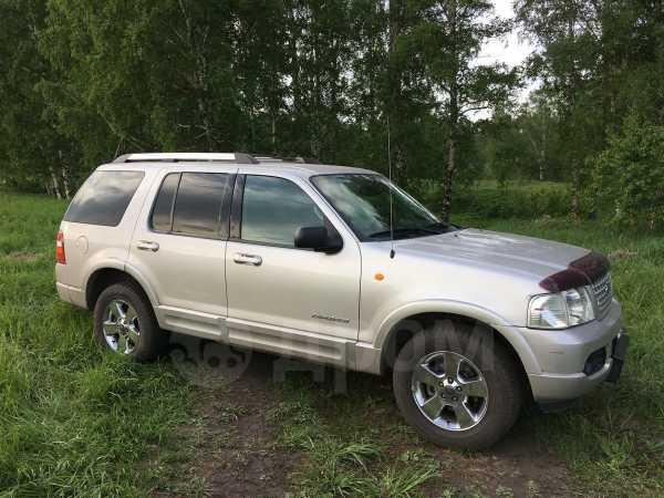 Ford Explorer, 2004 год, 600 000 руб.