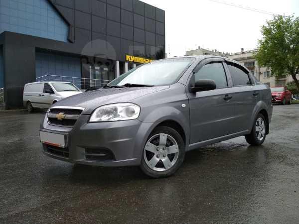 Chevrolet Aveo, 2008 год, 247 000 руб.