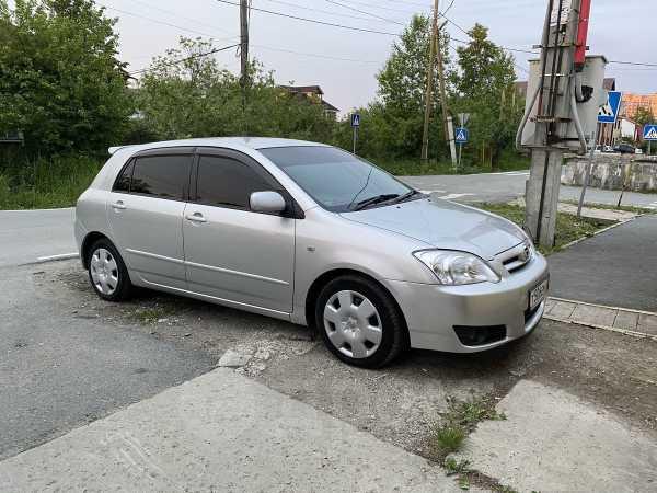 Toyota Corolla Runx, 2002 год, 317 000 руб.