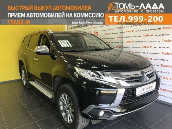 Mitsubishi Pajero Sport, 2016 год, 1 945 000 руб.