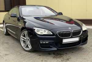 Киров BMW 6-Series 2016
