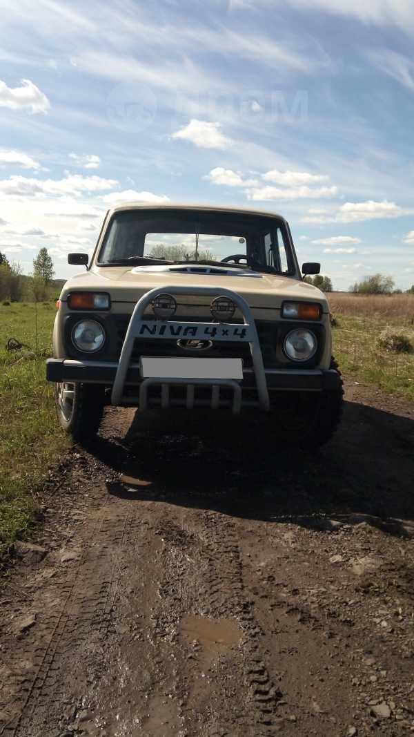 Лада 4x4 2121 Нива, 1985 год, 135 000 руб.