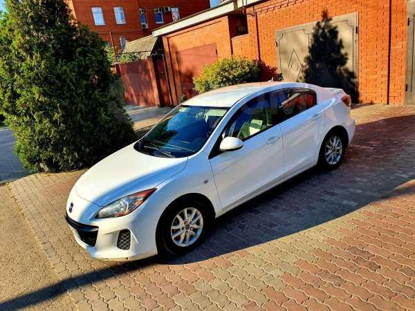 Mazda Mazda3, 2012 год, 565 000 руб.