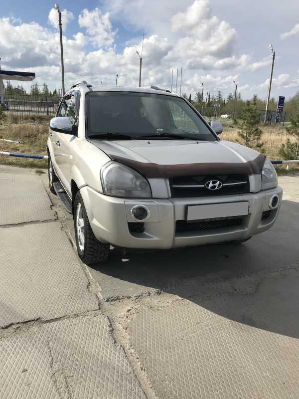 Hyundai Tucson, 2007 год, 400 000 руб.