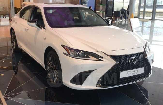 Lexus ES250, 2020 год, 3 190 000 руб.