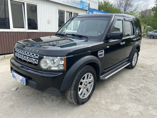 Land Rover Discovery, 2011 год, 1 130 000 руб.
