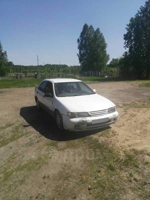 Nissan Pulsar, 1997 год, 80 000 руб.