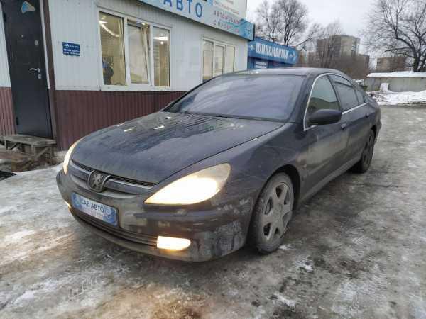 Peugeot 607, 2004 год, 270 000 руб.