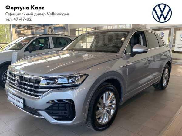 Volkswagen Touareg, 2018 год, 4 399 000 руб.