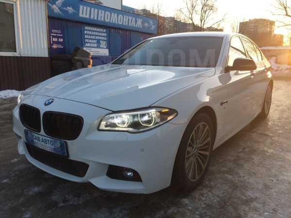 BMW 5-Series, 2016 год, 1 950 000 руб.