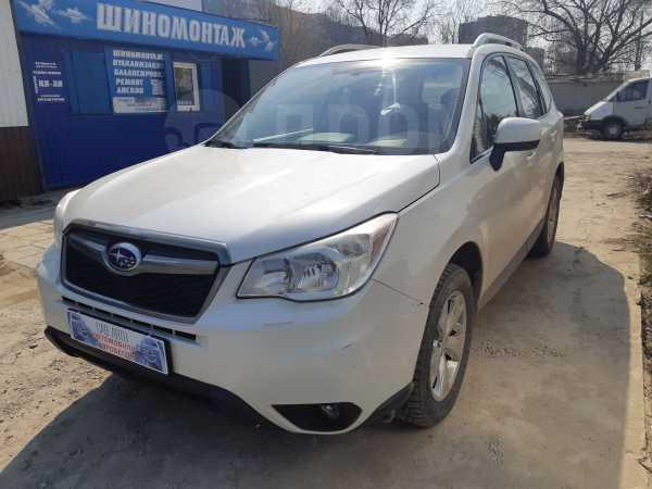 Subaru Forester, 2014 год, 980 000 руб.