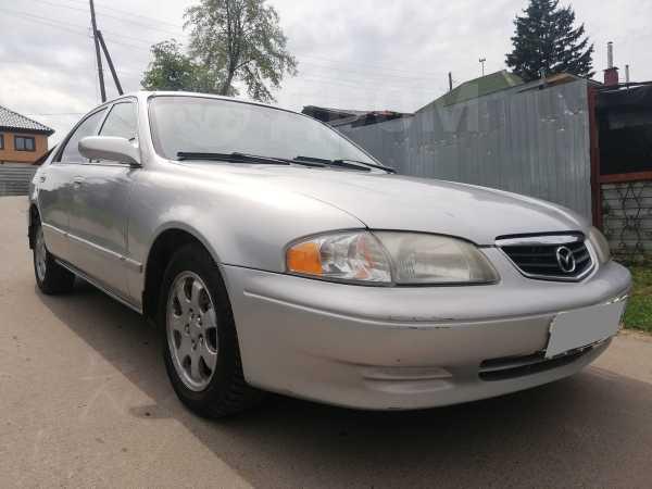 Mazda 626, 2000 год, 145 000 руб.