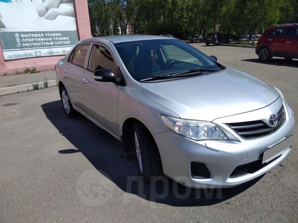 Toyota Corolla, 2010 год, 520 000 руб.