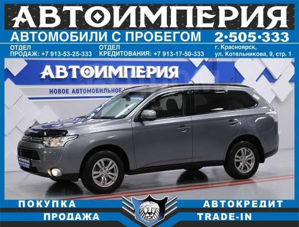 Mitsubishi Outlander, 2012 год, 888 000 руб.