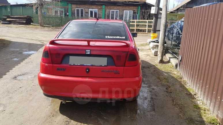 SEAT Cordoba, 1997 год, 70 000 руб.