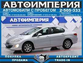 Красноярск Peugeot 408 2012