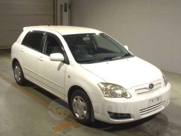 Toyota Allex, 2004 год, 240 000 руб.