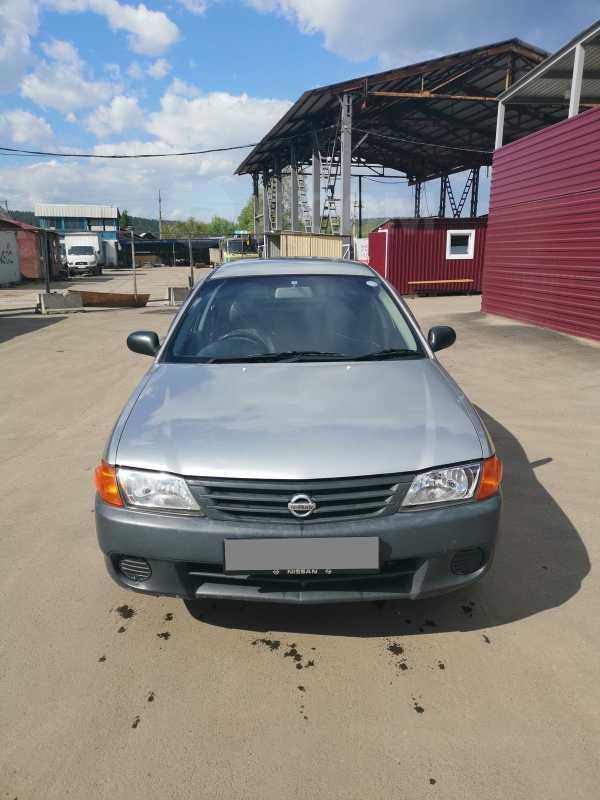 Nissan AD, 2002 год, 235 000 руб.