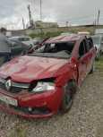 Renault Logan, 2017 год, 199 000 руб.