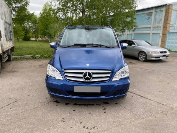 Mercedes-Benz Viano, 2010 год, 1 350 000 руб.