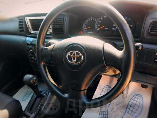Toyota Corolla Fielder, 2004 год, 409 000 руб.