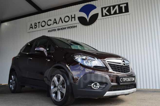 Opel Mokka, 2014 год, 695 000 руб.