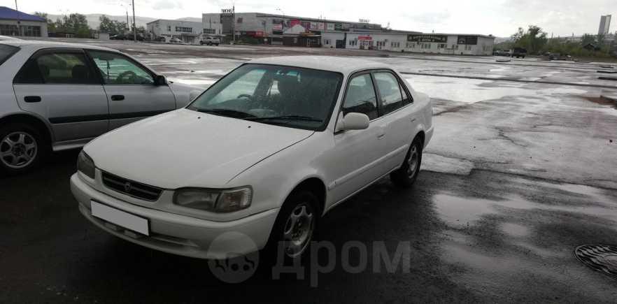 Toyota Corolla, 1999 год, 159 000 руб.