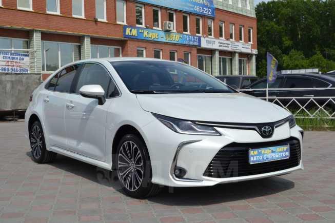 Toyota Corolla, 2020 год, 1 597 000 руб.