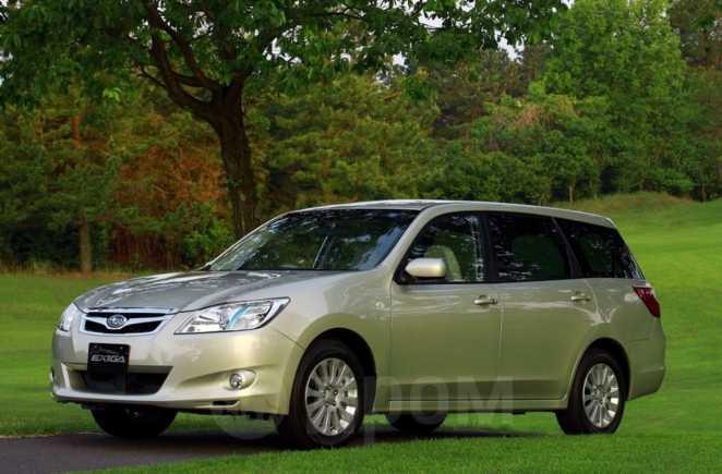 Subaru Exiga, 2008 год, 590 000 руб.