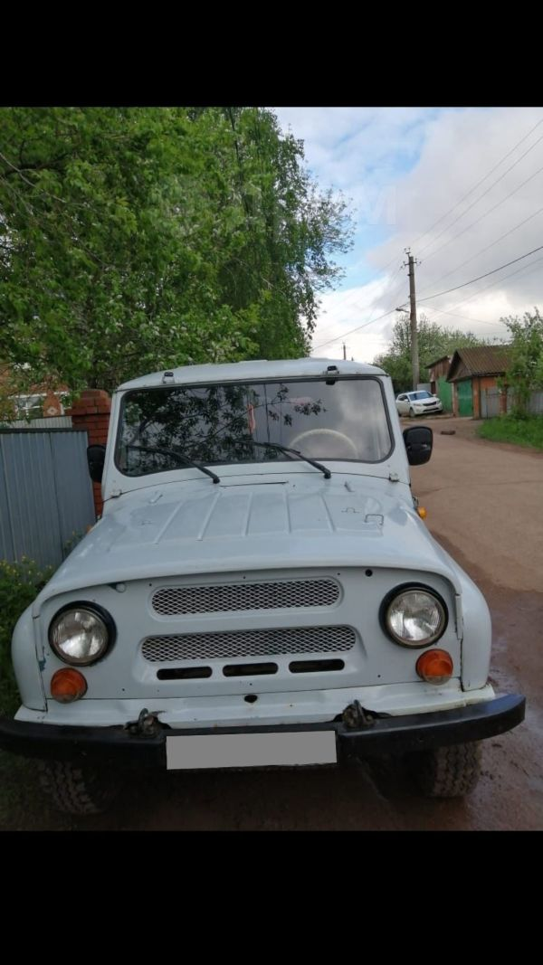 УАЗ 3151, 1994 год, 99 000 руб.