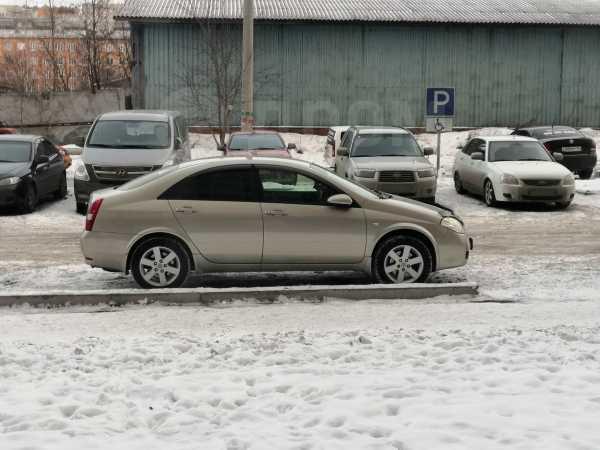 Nissan Primera, 2004 год, 350 000 руб.