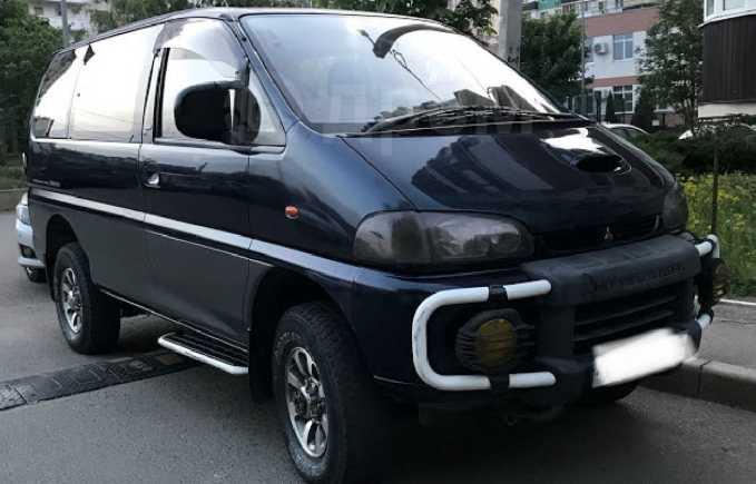 Mitsubishi Delica, 1996 год, 550 000 руб.