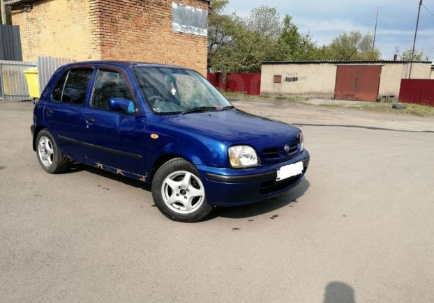 Nissan March, 2000 год, 75 000 руб.
