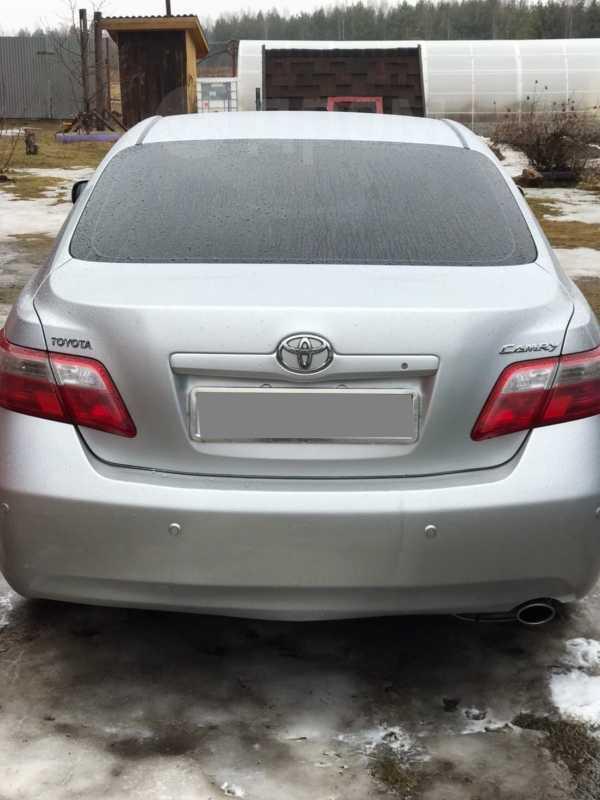 Toyota Camry, 2008 год, 550 000 руб.