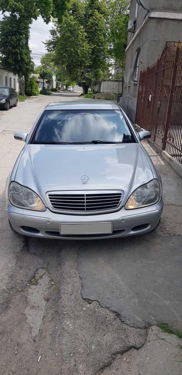 Mercedes-Benz S-Class, 2001 год, 330 000 руб.