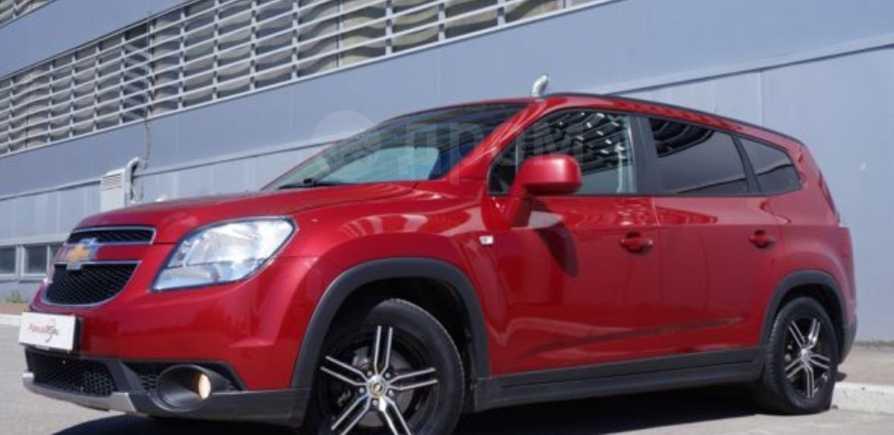Chevrolet Orlando, 2013 год, 645 000 руб.