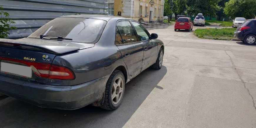 Mitsubishi Galant, 1992 год, 55 000 руб.