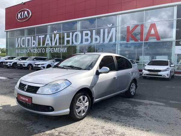 Renault Symbol, 2010 год, 299 900 руб.