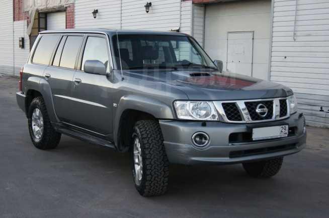 Nissan Patrol, 2008 год, 839 999 руб.