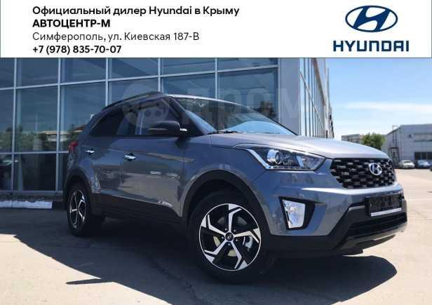 Hyundai Creta, 2020 год, 1 453 000 руб.
