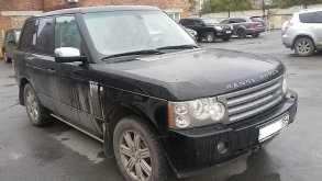 Новосибирск Range Rover 2008