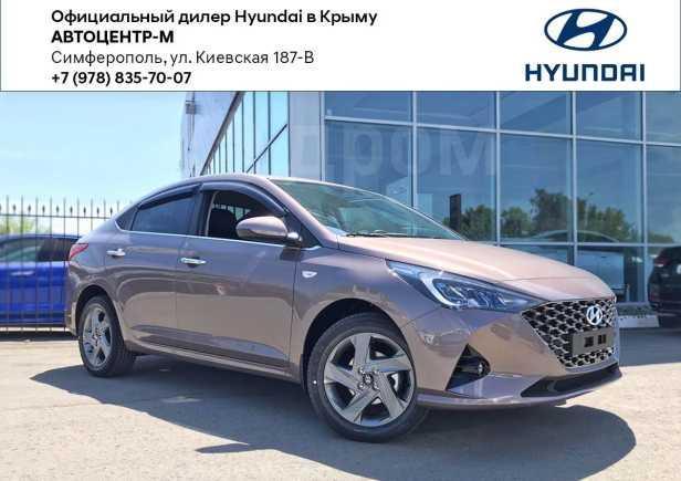 Hyundai Solaris, 2020 год, 1 190 000 руб.