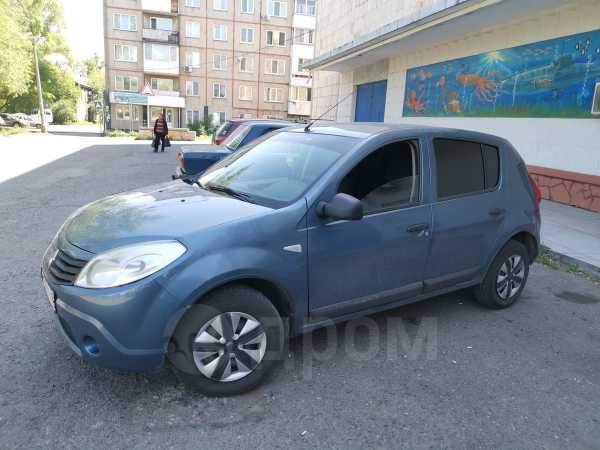 Renault Sandero, 2012 год, 265 000 руб.