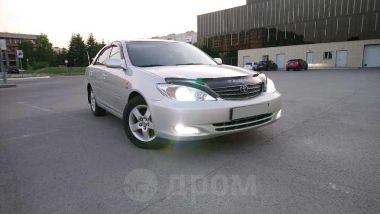 Toyota Camry, 2002 год, 416 000 руб.