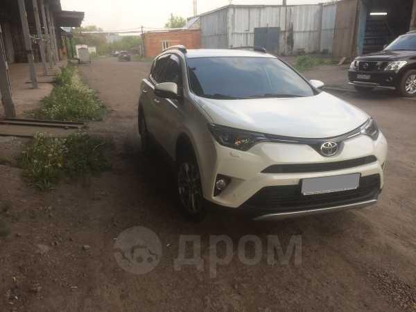 Toyota RAV4, 2016 год, 1 820 000 руб.