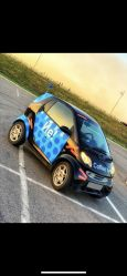 Smart Fortwo, 2002 год, 220 000 руб.