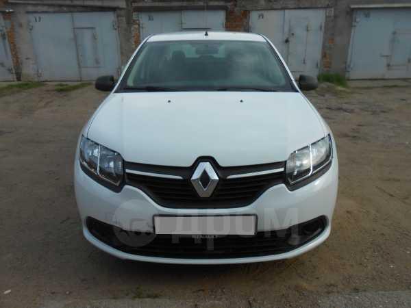 Renault Logan, 2018 год, 468 000 руб.