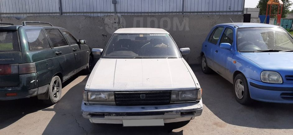 Toyota Chaser, 1984 год, 56 000 руб.