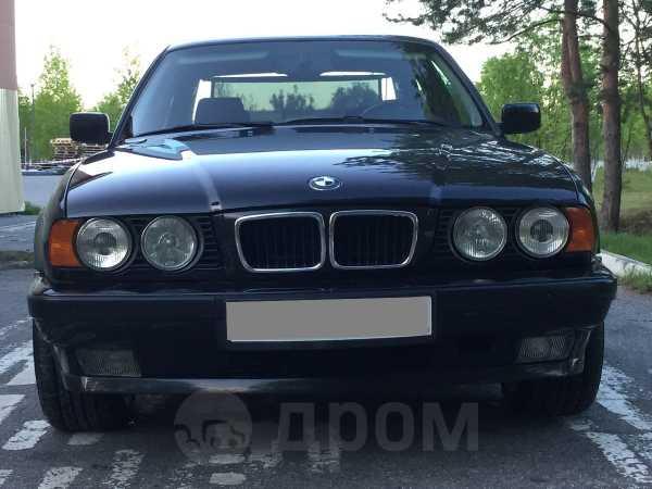 BMW 5-Series, 1995 год, 800 000 руб.